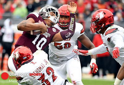NCAA Football: TaxSlayer Bowl-Louisville vs Mississippi State