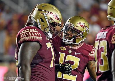NCAA Football: Samford at Florida State