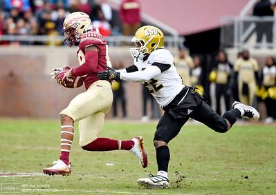 NCAA Football: Alabama State at Florida State