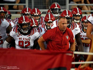 NCAA Football: North Carolina State at Florida State