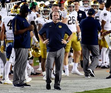 NCAA Football: Notre Dame at Florida State