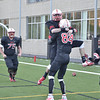 J.S.CARRAS - JCARRAS@DIGITALFIRSTMEDIA.COM   Rensselaer Polytechnic Institute defeats Union College 31-28 during college football action Saturday, November 15, 2014 to win the Dutchmen Shoes at ECAV Stadium in Troy, N.Y..