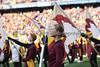 Minnesota Honor Guard during the National <br /> Anthem on October 27, 2012:  at the Minnesota Gophers game versus Purdue Boilermakers at TCF Bank Stadium in Minneapolis, MN.