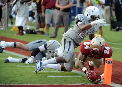 NCAA Football: Nevada at Florida State