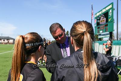 Head Coach Pat McCabe