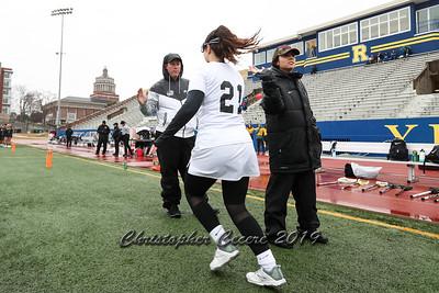 Head Coach Tucker Glass, Assistant Coach Morgan Cordes, 0097
