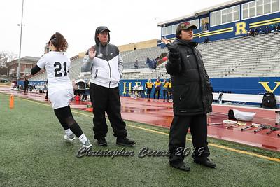 Head Coach Tucker Glass, Assistant Coach Morgan Cordes, 0099