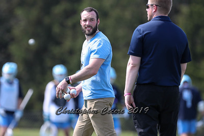 Assistant Coach Dylan Donahue, 0313