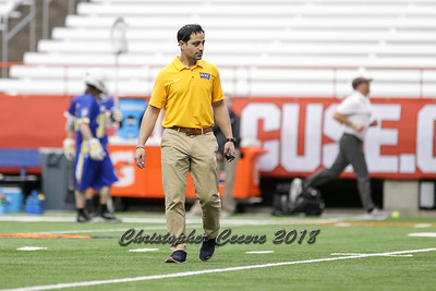 Assistant Coach Anthony DiMaio