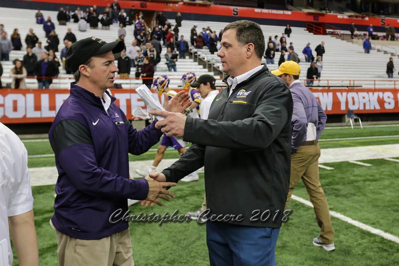 Head Coach John Klepacki, Head Coach Rob Randall