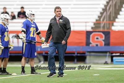 Head Coach John Klepacki