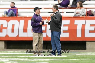Head Coach Rob Randall, Head Coach John Klepacki