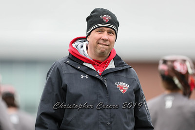 Head Coach Mike Mahoney, 0153
