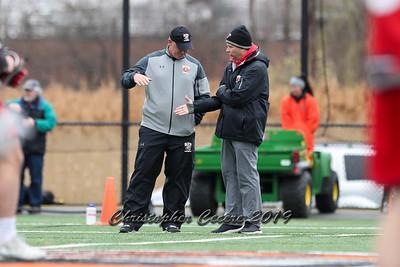 Head Coach Mike Mahoney, Head Coach Jake Coon, 0225