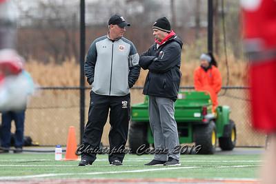 Head Coach Mike Mahoney, Head Coach Jake Coon, 0220