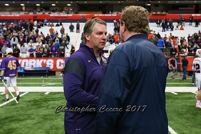 Head Coach Scott Marr, Head Coach John Desko