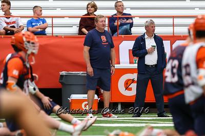 Coach John Desko, 0111