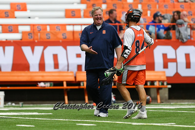 Coach Roy Simmons, Tommy Palasek, 1037
