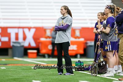 Assistant Coach Jessica Davos