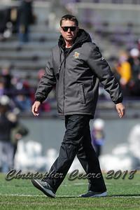 Head Coach Chris Feifs