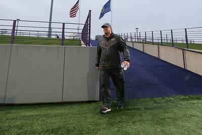 Head Coach Scott Marr, 0201