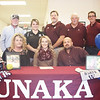 Star Photo/Bryce Phillips <br /> Unaka pitcher Corie Schuettler signed her name with Walters State Community College Wednesday.