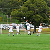 DSC_2009-12553 copy. this seems to be a patented move of Brandeis midfielder, Kyle Gross (20). He seems to be the reason for the rule against persistent fouls.