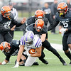Don Knight | The Herald Bulletin<br /> Anderson University hosted Bluffton on Saturday.