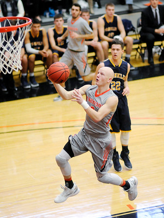 Don Knight   The Herald Bulletin<br /> Anderson University hosted Franklin College on Saturday.