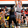 Don Knight | The Herald Bulletin<br /> Anderson University hosted Marian on Wednesday.