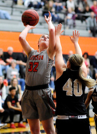 Don Knight | The Herald Bulletin<br /> Anderson University hosted Manchester on Wednesday.