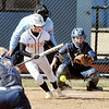 John P. Cleary | The Herald Bulletin<br /> Anderson University vs Trine in women's softball.