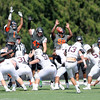 Don Knight | The Herald Bulletin<br /> Anderson hosted Earlham on Saturday.