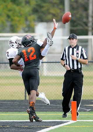Don Knight   The Herald Bulletin<br /> Anderson hosted Earlham on Saturday.