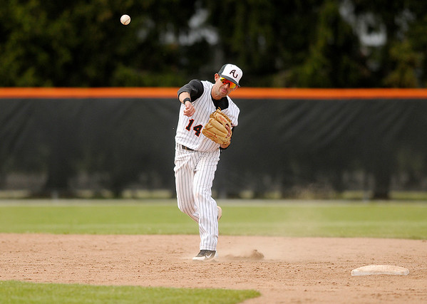 Anderson University hosted Manchester College on Tuesday.