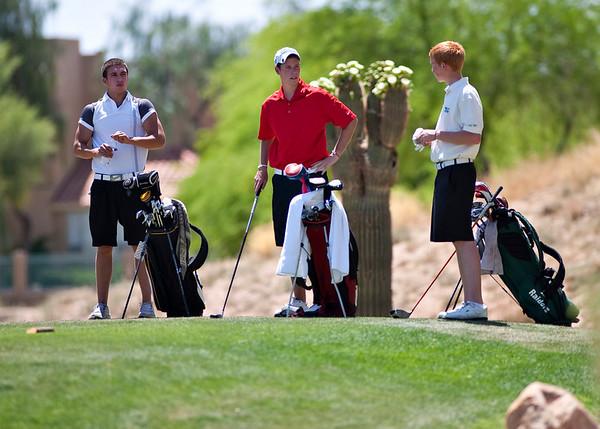 2010 NJCAA Div II Mens Golf Championship -Tuesday