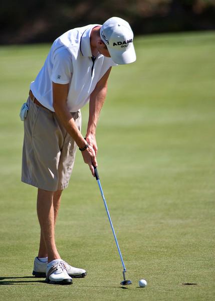 2010NJCAA Div II Mens Golf Championship - Thurs
