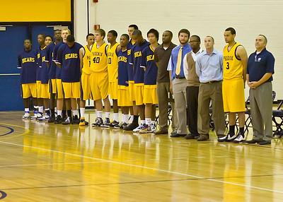 Mens Basketball 2009-10