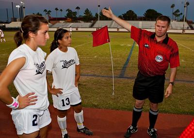 Womens Soccer - 2010