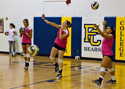 Womens Volleyball 2010