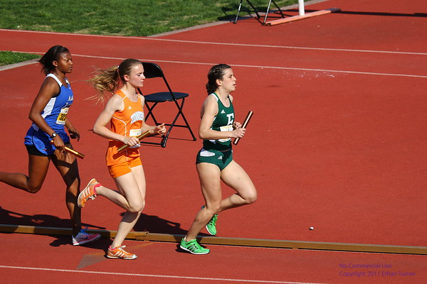 2014 Tennessee Relays - Saturday running events