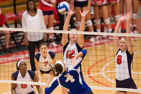 Radford University Volleyball vs UNC Asheville