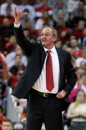 Ohio State basketball Feb. 24, 2013