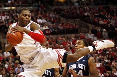 Ohio State basketball Jan. 25, 2012
