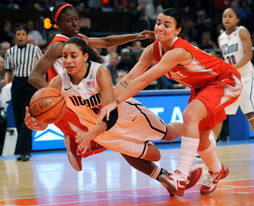 Ohio State vs. Connecticut women's basketball