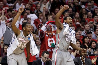 Ohio State vs. George Mason basketball