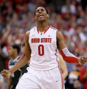 Ohio State vs. Michigan State basketball