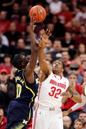 Ohio State vs. Michigan basketball