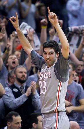 Ohio State vs. Wisconsin basketball