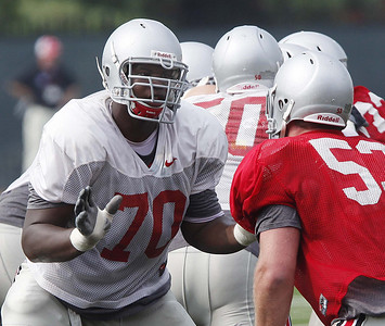 Ohio State offensive line